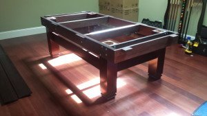 Pool and billiard table set ups and installations in Ogden Utah