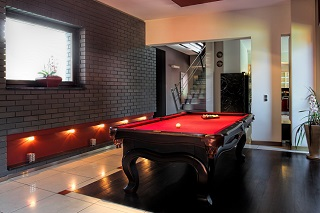 Ogden pool table room size image 1