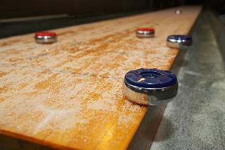 SOLO® Shuffleboard Movers Ogden, Utah.